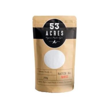 53 Acres Organic Maple Sugar