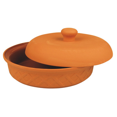 Terra Cotta Tortilla Warmer