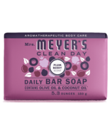 Mrs. Meyer's Clean Day Bar Soap Plumberry