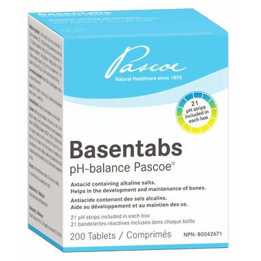 Pascoe Basentabs pH-balance