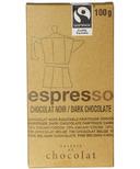 Galerie au Chocolat Espresso Dark Chocolate Bar