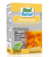 Homeocan Real Relief Sinus Ease (en anglais)