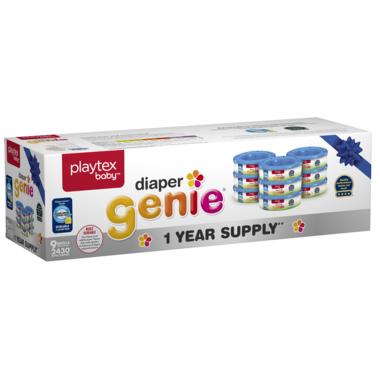 Playtex Diaper Genie Disposal System Refill