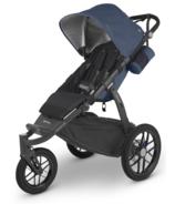 UPPAbaby Ridge Stroller Reggie Slate Blue/Carbon