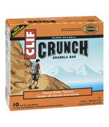 Clif Crunch Peanut Butter Granola Bars