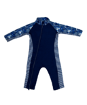 Stonz Infant Sun Suit Navy Wave