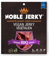 Noble Vegan Jerky Sweet BBQ