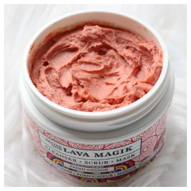 The Better Skin Co. Better Skin Lava Magik Cleanser - Scrub - Mask