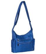 Lug Camper Crossbody Bag Royal Blue