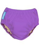 Charlie Banana 2-in-1 Swim Diaper & Training Pant Lavender XL