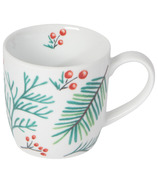 Now Designs Porcelain Mug Bough & Berry