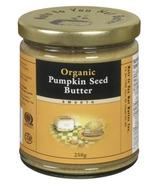 Nuts To You Beurre de graines de citrouille doux biologique