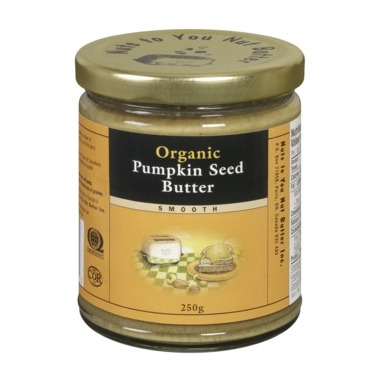 Nuts To You Organic Smooth Pumpkin Seed Butter
