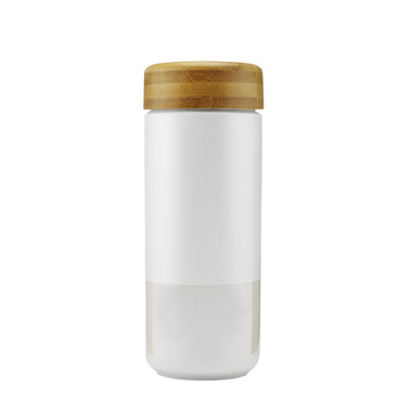 cb76f2672de Buy SOMA Double Wall Ceramic Travel Mug White from Canada at Well.ca - Free  Shipping