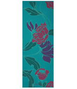 Gaiam Premium Reversible Print Yoga Mat 6 mm Botanical Garden
