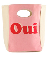 Fluf Organic Lunch Bag Oui