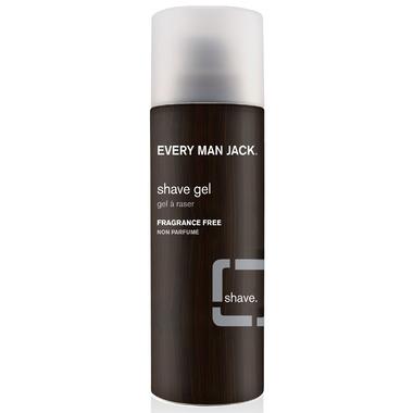 Every Man Jack Shaving Gel Fragrance Free