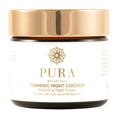 Pura Botanicals Turmeric Night Cocoon