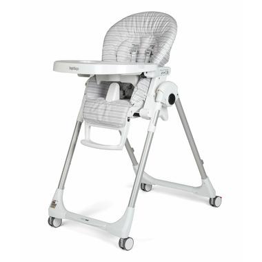 Marvelous Peg Perego Prima Pappa Zero High Chair Linear Grey Ibusinesslaw Wood Chair Design Ideas Ibusinesslaworg