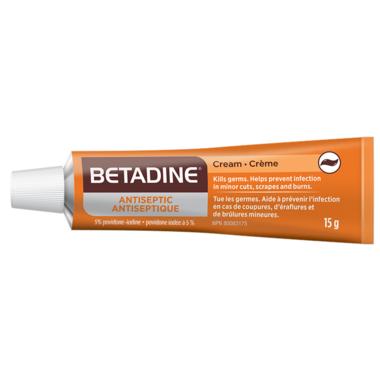 Betadine Antiseptic Cream