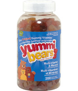 Yummi Bears Multi-Vitamin & Mineral Formula