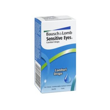 Bausch & Lomb Sensitive Eyes Comfort Drops