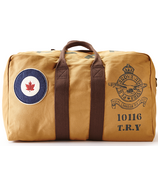 Red Canoe RCAF Kit Bag Tan