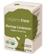 OrganicTree Organic Moringa Cardamom Tea