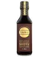 Sauce soja shoyu biologique San-J