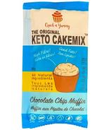 Quick N Yummy Mug Cake Mix Chocolate Chip Muffin