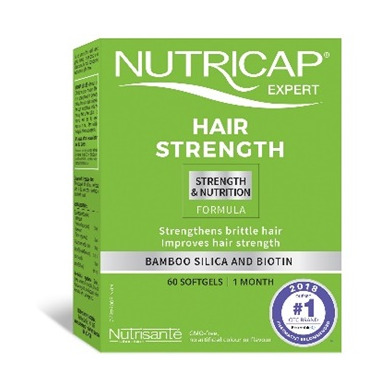 Nutricap Hair Strength Bamboo