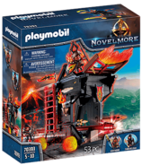 Playmobil Novelmore Burnham Raiders Fire Ram