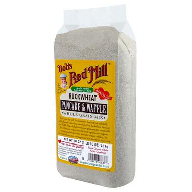 Bob\'s Red Mill Buckwheat Pancake and Waffle Mix