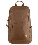 Fjallraven Raven 20 Litre Backpack Chestnut