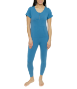 Smash + Tess The S+T Anyday Romper Becoming Blue