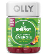 OLLY Daily Energy Caffeine Free Tropical Passion