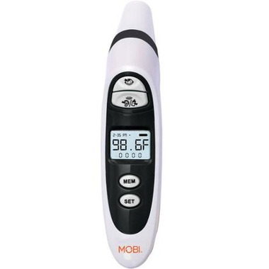 Mobi Prime Ear & Forehead Thermometer