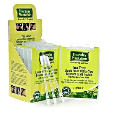 Thursday Plantation Tea Tree Liquid Filled Cotton Tips