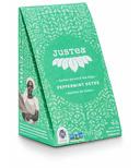 JusTea Black Pyramid Tea Bags Peppermint Detox