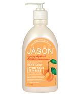 Jason Glowing Apricot Hand Soap