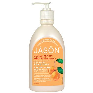 Jason Glowing Apricot Hand Soap