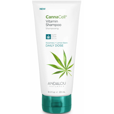 ANDALOU naturals CannaCell Vitamin Shampoo Daily Dose