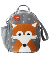 3 Sprouts Lunch Bag Fox