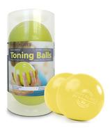 STOTT PILATES Toning Balls Lemon