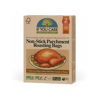 If You Care Non-Stick Parchement Roasting Bag XL
