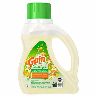 Gain Botanique Plant Based Detergent