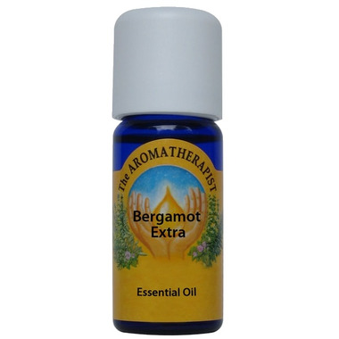 The Aromatherapist Organic Bergamot Essential Oil