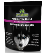 Holistic Blend My Healthy Pet Grain Free Dog Food Marine 5 Fish