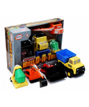 Popular Playthings Magnetic Build-A-Truck