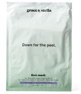 Grace & Stella Co. Dr. Pedicure Foot Peeling Mask Lavender
